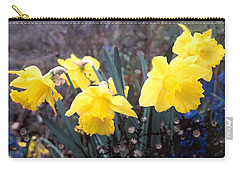 Trumpets Of Spring Carry-all Pouch