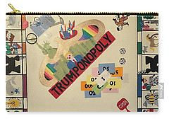 Trumponopoly  Carry-all Pouch