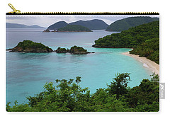 Trunk Bay At U.s. Virgin Islands National Park Carry-all Pouch