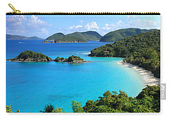 Trunk Bay St. John Carry-all Pouch
