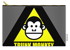 Trunk Monkey Carry-all Pouch