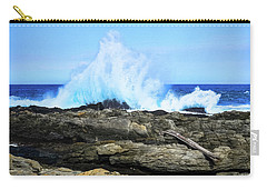 Tsitsikamma National Park Mpa Tidal Wave Splash Carry-all Pouch