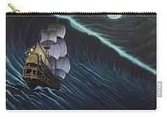 Tsunami Ship Carry-all Pouch