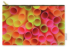 Carry-all Pouch featuring the photograph Tubed By Kaye Menner by Kaye Menner