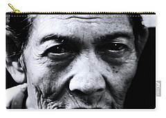 Carry-all Pouch featuring the photograph Tubo Worn by Jez C Self
