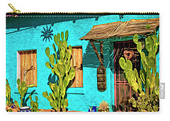 Tucson Blue Carry-all Pouch