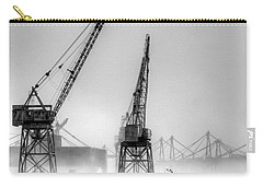 Tug With Cranes Carry-all Pouch