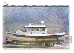 Tugboat Carry-all Pouch by Cynthia Powell