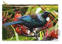Tui In Flax Carry-all Pouch