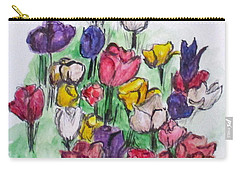 Tulip Bed Carry-all Pouch