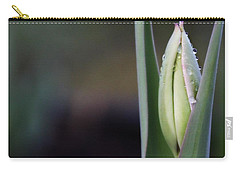 Tulip Bud Carry-all Pouch