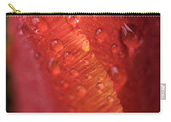 Tulip Bulb Raindrops-1701 Carry-all Pouch