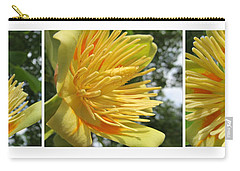 Tulip Tree Flowers Carry-all Pouch