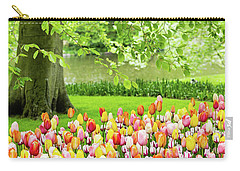 Tulip Garden - Amsterdam Carry-all Pouch