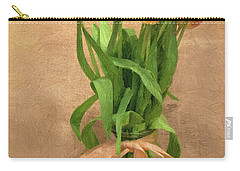 Tulip Impasto Carry-all Pouch
