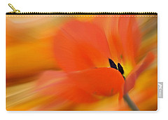 Tulip In Motion Carry-all Pouch