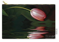 Tulip Reflections Carry-all Pouch
