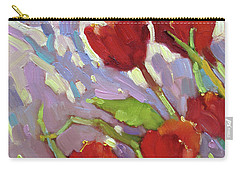 Tulip Shdows Carry-all Pouch