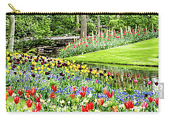 Tulip Wonderland - Amsterdam Carry-all Pouch