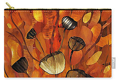 Tulips And Violins Carry-all Pouch