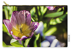 Tulips At The End Carry-all Pouch