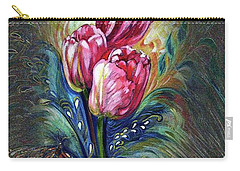 Tulips Fantasy Carry-all Pouch