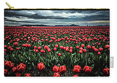Tulips Forever Carry-all Pouch