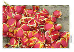 Tulips Heads Carry-all Pouch