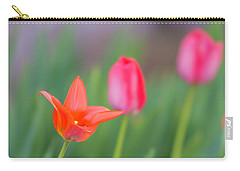 Tulips In My Garden Carry-all Pouch