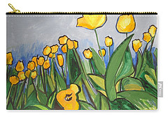 Tulips In Springtime Carry-all Pouch