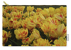 Tulips In The Garden Tulips In The Park  Carry-all Pouch