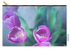 Tulips Study #1 Carry-all Pouch