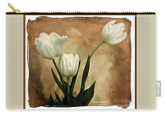 Tulips Three Carry-all Pouch