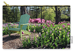 Tulips Toledo Botanical Gardens 0573 Carry-all Pouch