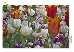 Tulips... Tulips... Everywhere Carry-all Pouch