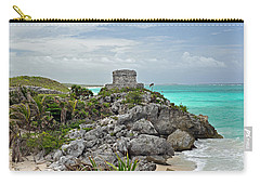 Tulum Mexico Carry-all Pouch