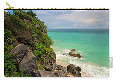 Tulum Scenery Carry-all Pouch