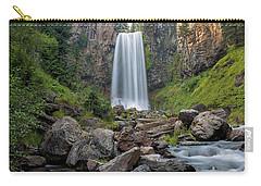 Tumalo Falls Closeup Carry-all Pouch