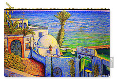 Tunisia Carry-all Pouch by Viktor Lazarev