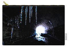 Tunnel Icicles 2 Carry-all Pouch