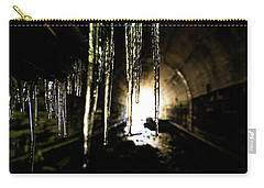 Tunnel Icicles Carry-all Pouch