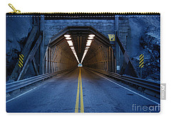 Tunnel Near Ential Washington Carry-all Pouch