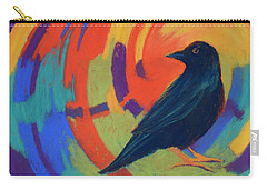 Tunnel Vision Carry-all Pouch by Nancy Jolley
