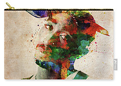 Tupac Shakur Carry-all Pouch