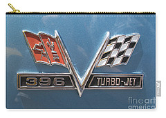 Turbo-jet Carry-all Pouch by Rebecca Davis