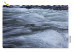 Carry-all Pouch featuring the photograph Turbulence 2 by Mike Eingle