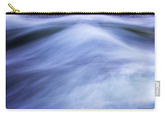 Carry-all Pouch featuring the photograph Turbulence 3 by Mike Eingle