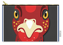 Turkey Stare Carry-all Pouch