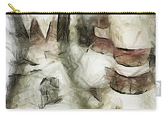 Turkey Out Carry-all Pouch by Trish Tritz