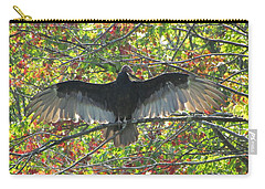 Turkey Vulture In Our Tree Carry-all Pouch